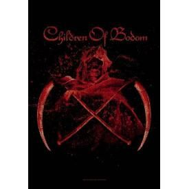 Drapeau CHILDREN OF BODOM - Crossed