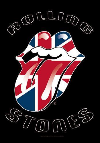 Drapeau rolling stones uk drapeaux rock a gogo - Bouche des rolling stones ...