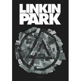 Drapeau LINKIN PARK - Pieced Logo