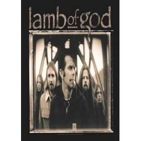 Drapeau LAMB OF GOD - Shot