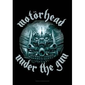 Drapeau MOTORHEAD - Under The Gun