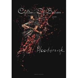 Drapeau CHILDREN OF BODOM - Blooddrunk