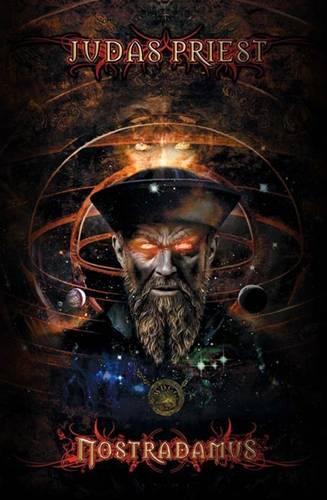 Image de Drapeau JUDAS PRIEST - Nostradamus