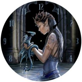 Horloge ANNE STOKES - Water Dragon