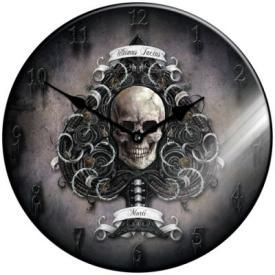 Horloge DARK DÉCO - Ace Of Spades