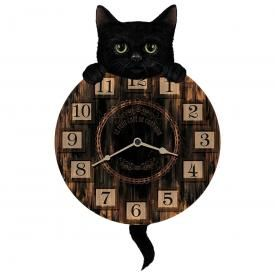 Horloge ANIMAL - Kitten Tickin