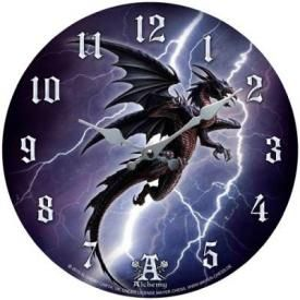 Horloge ALCHEMY - Lightning Dragon