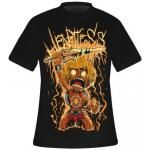 T-Shirt Mec HEARTLESS - Weeman