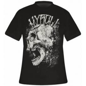 T-Shirt Mec HYRAW - Punk Shit Black