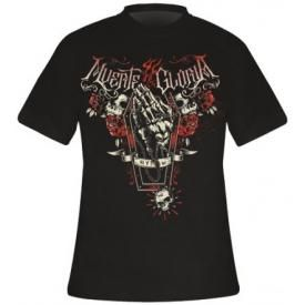 T-Shirt Mec HYRAW - Muerte Of Gloria