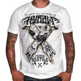 T-Shirt Mec HYRAW - Hostile