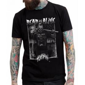 T-Shirt Mec HYRAW - Dead Or Alive
