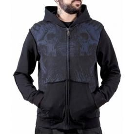 Sweat Zippé Homme HYRAW - Cimetery