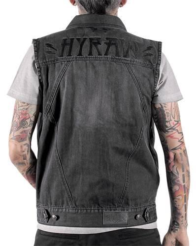 Sans Rock On Homme Jeans A Rollin' Gogo Manches Keep Hyraw Veste Oqg8dg