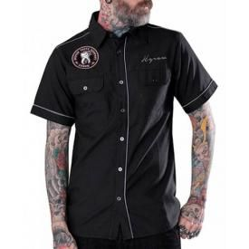 Chemise Homme HYRAW - Black Tooth