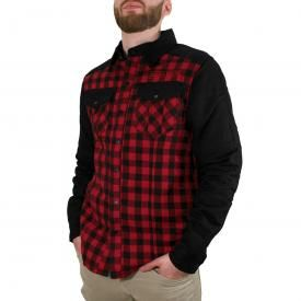 Veste Homme HYRAW - Black Square