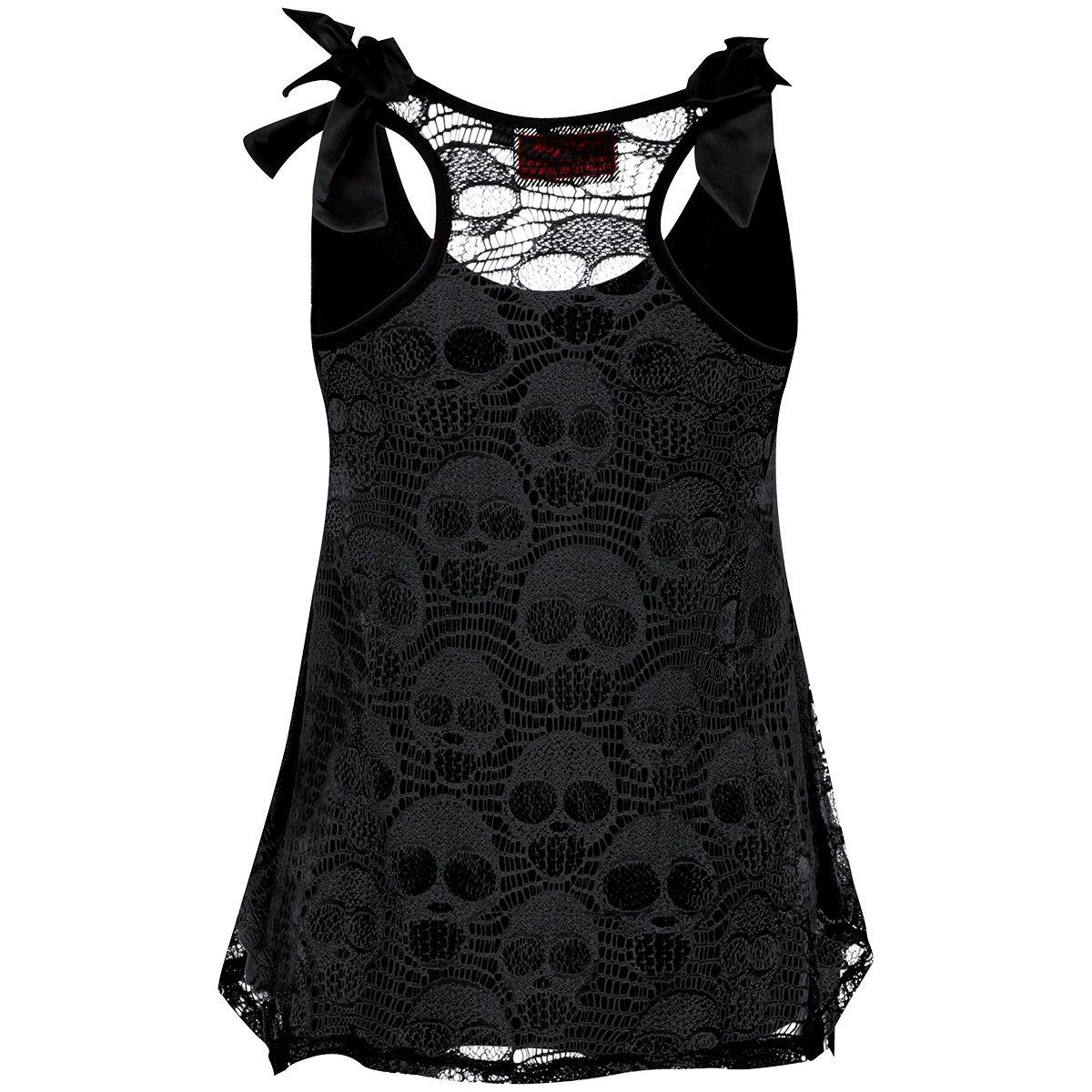 d bardeur nana jawbreaker sugar skull roses d bardeurs rock a gogo. Black Bedroom Furniture Sets. Home Design Ideas