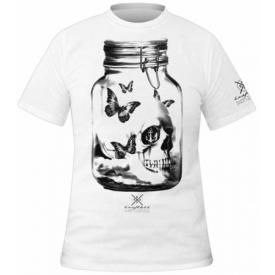 T-Shirt Mec KRAFT BKK - Skully Jar