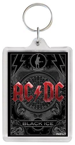 Image de Porte Clefs AC/DC - Black Ice