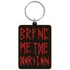 Porte Clefs BRING ME THE HORIZON - Red Logo