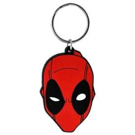 Porte Clefs DEADPOOL - Face