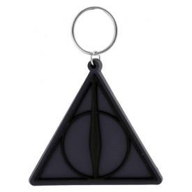 Porte Clefs HARRY POTTER - Deathly Hallows Logo