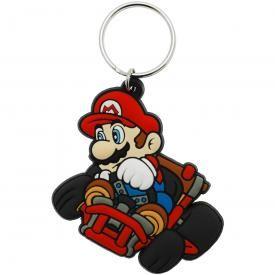 Porte Clefs Caoutchouc NINTENDO - Mario Kart