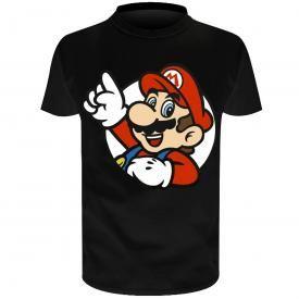 T-Shirt Enfant NINTENDO - Super Mario