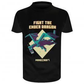 T-Shirt Enfant MINECRAFT - Ender Dragon