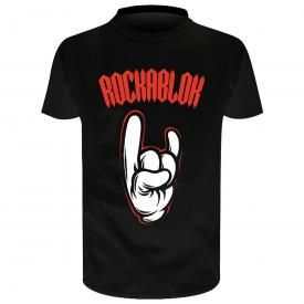 T-Shirt Enfant ROCKABLOK - Horns