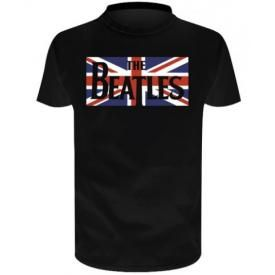 T-Shirt Enfant Musique THE BEATLES - Union jack