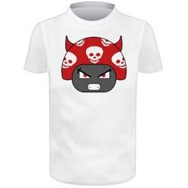 T-Shirt Enfant DIVERS - Angry Champi