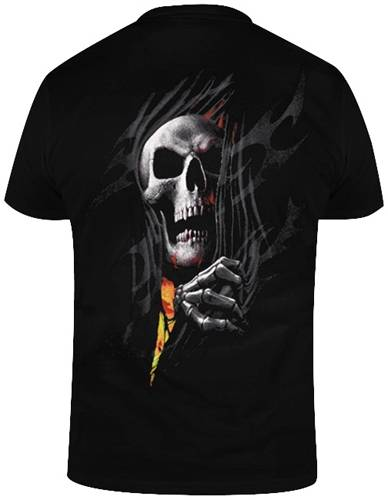 d33091c08791c T-Shirt Enfant SPIRAL - Death Re Ripped - Rock A Gogo