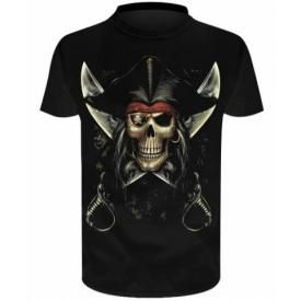 T-Shirt Enfant DARK WEAR - Pirate Glow