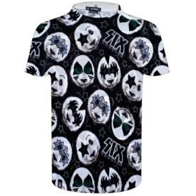 T-Shirt Enfant SIX BUNNIES - Metal Panda