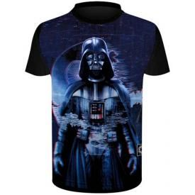 T-Shirt Enfant FREEGUN - Star Wars 3D Big Vader