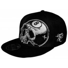 Casquette PAINFUL - 8 Ball Skull