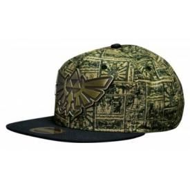 Casquette NINTENDO - Zelda Golden Triforce