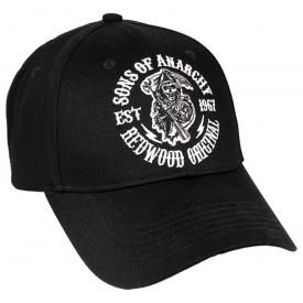 Casquette SONS OF ANARCHY - Logo