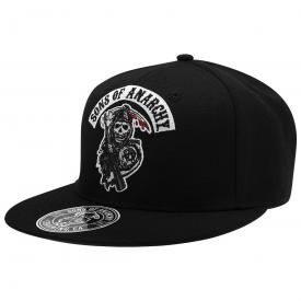 Casquette SONS OF ANARCHY - Reaper Snapback