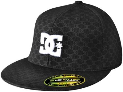 casquette dc shoes manny casquettes rock a gogo. Black Bedroom Furniture Sets. Home Design Ideas