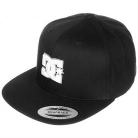 Casquette DC SHOES - Snappy Black