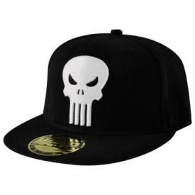 Casquette THE PUNISHER - Skull Snapback
