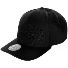 Casquette FREEGUN - Star Wars Black Logo Snapback