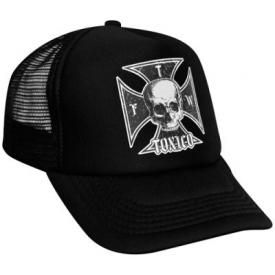 Casquette TOXICO - Iron Cross