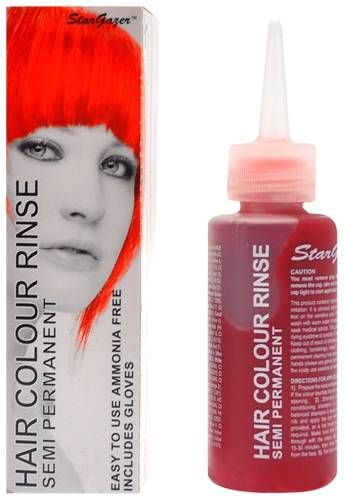 image de coloration stargazer hot red - Coloration Semi Permanente Rouge