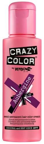 image de coloration crazy color aubergine - Coloration Aubergine