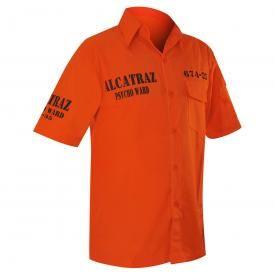 Chemise Homme JAWBREAKER - Alcatraz Psycho Orange