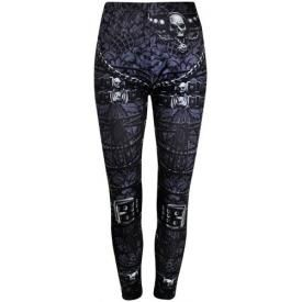 Leggings All Over Spiral LONG - Waisted Corset
