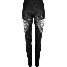 Leggings Long ALCHEMY - Skull Duggery